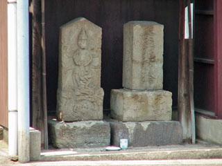 元町の庚申塔