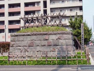 平塚宿江戸方見附