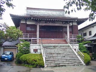 延台寺本堂