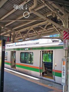二宮駅1番線