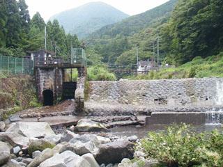 三枚橋発電所