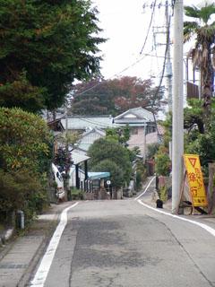 笹原新田の集落