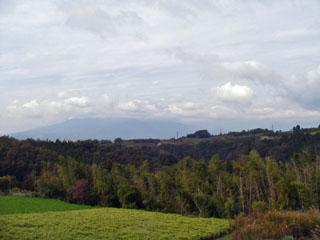 三島市眺望地点からの眺め