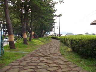 初音ヶ原石畳遊歩道