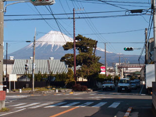 吉原の左富士