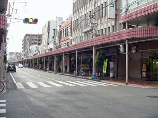 富士本町商店街