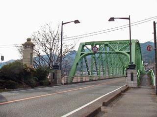 富士川橋東詰