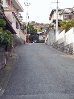 岩淵の坂道