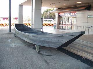 富士川の定渡船